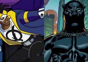 Os super-heróis pretos mais famosos dos quadrinhos da Marvel e DC