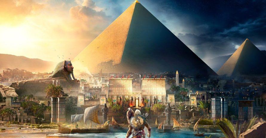 Assassin's Creed Origins está gratuito neste final de semana