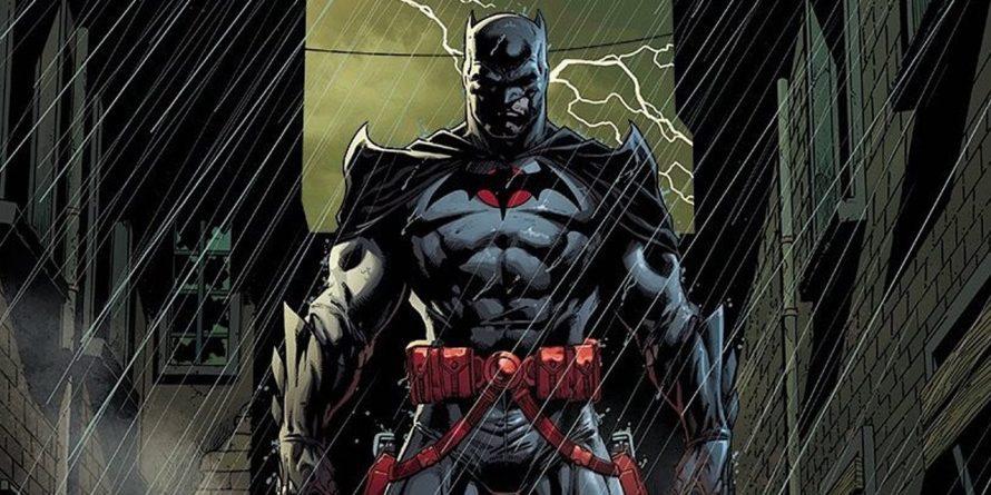 Rumores colocam Jeffrey Dean Morgan como Batman no filme do Flash