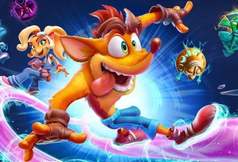 Crash Bandicoot 4 vai ter modos multiplayer e competitivo local