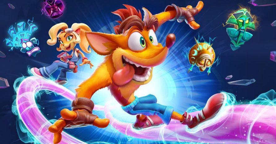 Crash Bandicoot 4: desenvolvedora esclarece rumor de microtransações