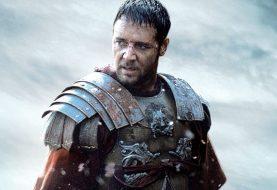 Gladiador: sequência do clássico estaria nas mãos de Ridley Scott