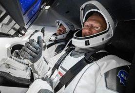 Traje de astronautas da SpaceX foi feito por artista da DC e da Marvel