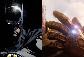 Batman já criou sua própria versão da Manopla do Infinito; confira