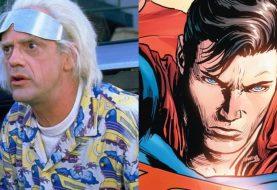 De Volta Para o Futuro: Superman ajudou o Doutor Brown e você nem sabia