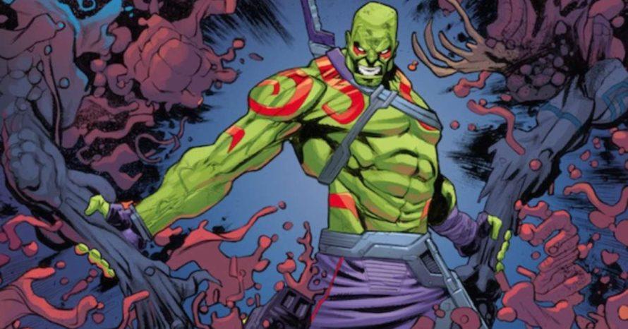 Drax: história e poderes do personagem nos quadrinhos da Marvel