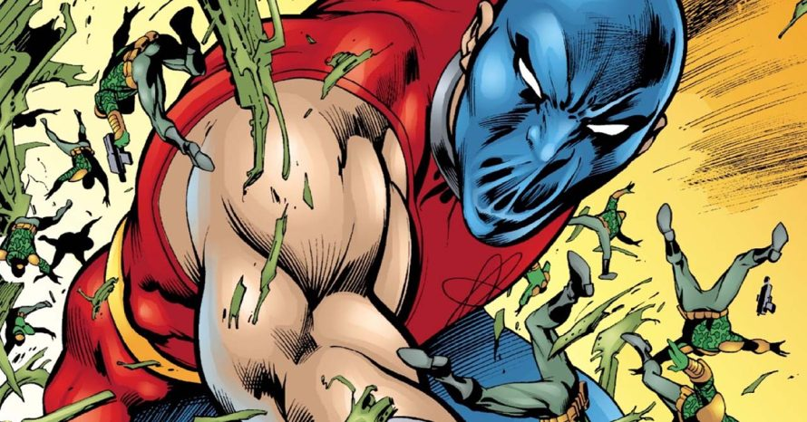 Esmaga-Átomo: história e poderes do personagem da DC