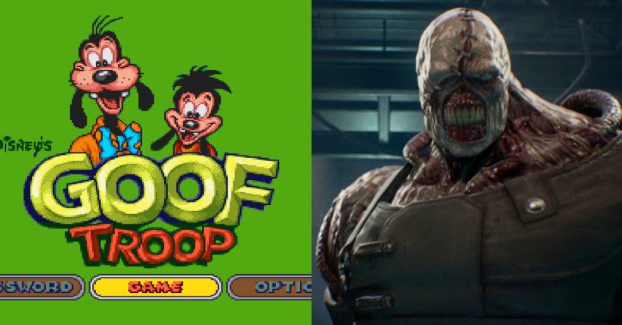 Goof Troop: famoso game do SNES tem ligação com Resident Evil; entenda