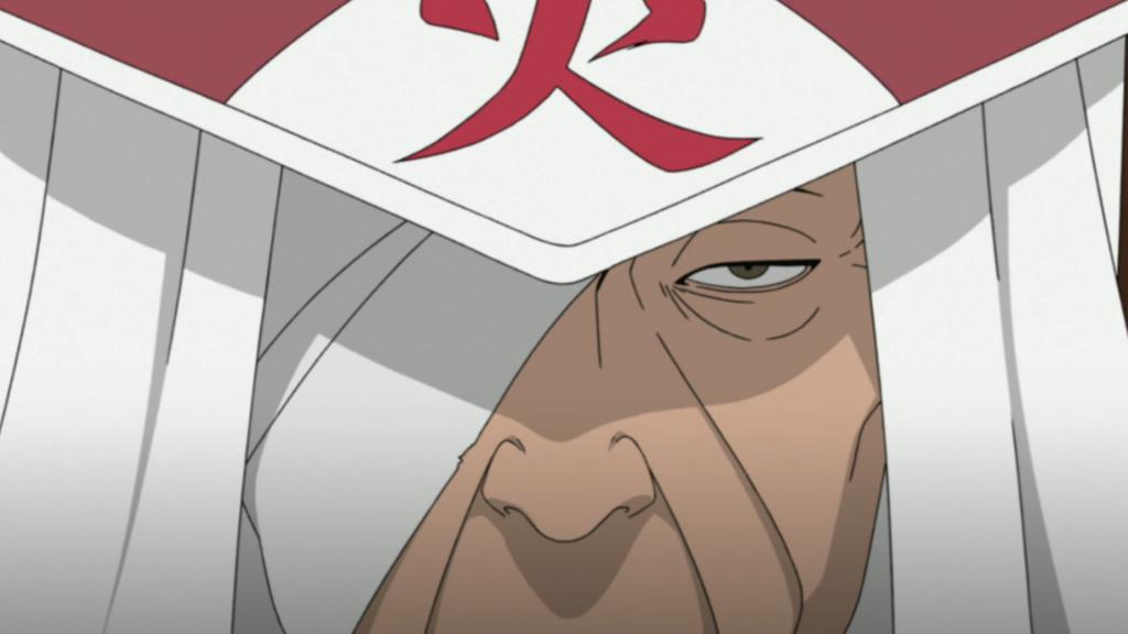Hokage-Danzo Shimura