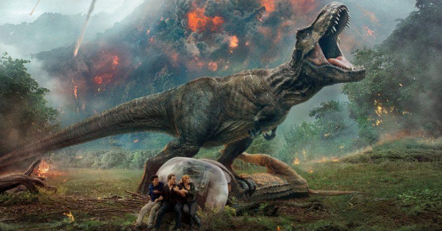 Jurassic World: Dominion vai explicar origem do T. Rex na franquia