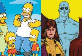 Os Simpsons: edição de HQ da animação já parodiou Watchmen