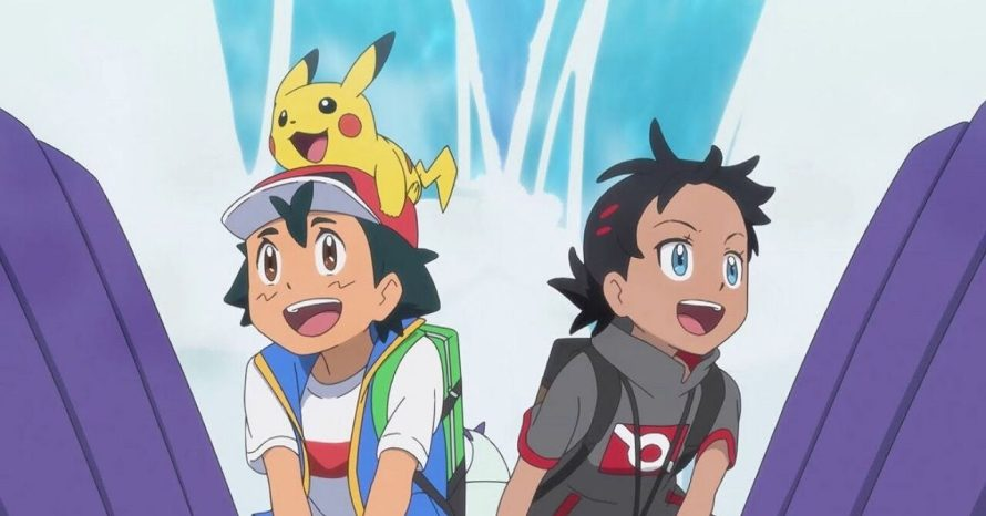 Primeiro episódio de Pokémon Journeys é disponibilizado de graça no YouTube