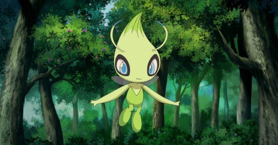 Pokémon: anime terá retorno do lendário monstrinho Celebi