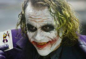 Warner queria que Coringa de Heath Ledger tivesse história de origem