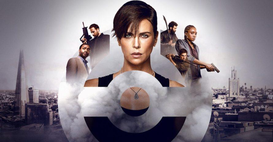 The Old Guard: filme bate recorde de audiência na Netflix