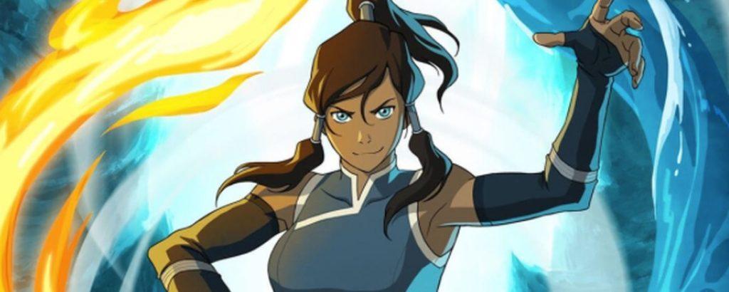 Avatar-A Lenda de Korra Korra