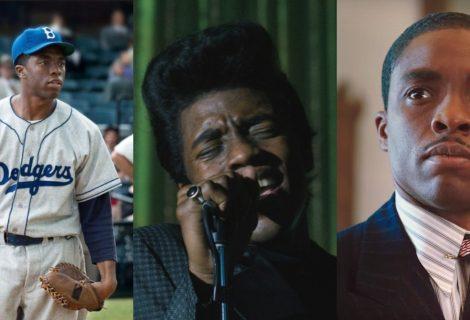 Chadwick Boseman: quem foram as figuras históricas que ele interpretou
