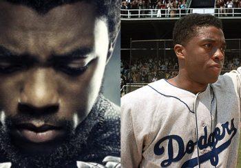 Chadwick Boseman: os principais papéis da carreira do ator