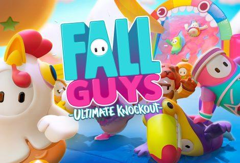 Fall Guys: streamer zoado por não vencer consegue primeira vitória