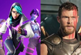 Fortnite: Thor pode aparecer no próximo crossover do game