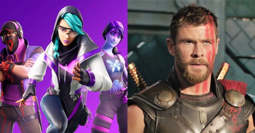 Fortnite: Thor pode aparecer no próximo crossover do game