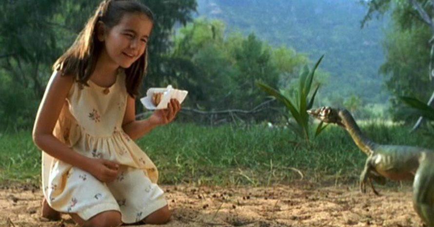 Jurassic Park: o que aconteceu com a garota atacada no início do segundo filme