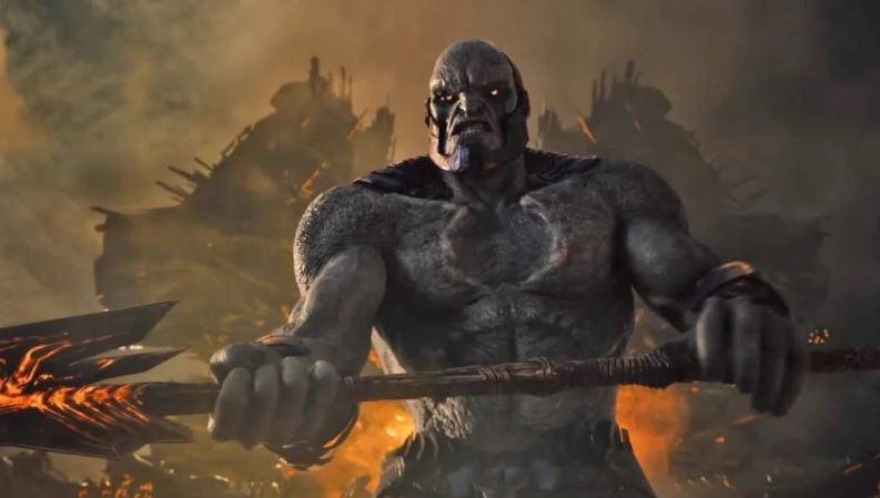 Liga da Justiça-Snyder Cut Darkseid