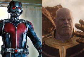 HQ da Marvel fez referência à famosa ideia do Homem-Formiga dentro de Thanos