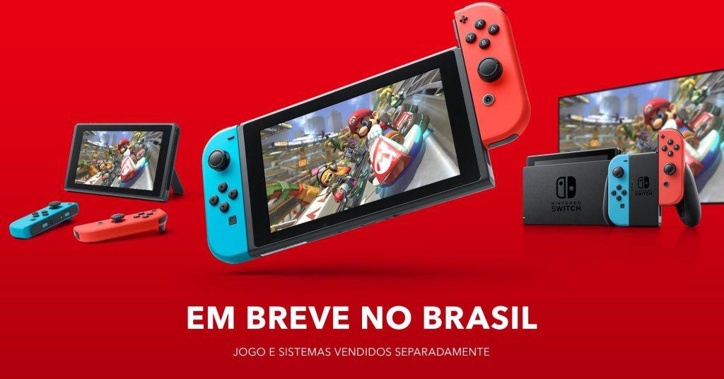 Nintendo Switch-Brasil