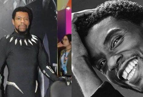 'Pantera Negra brasileiro' não quer mais ser o herói após morte de Chadwick Boseman