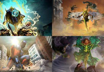 Sociedade da Justiça: quem são os 4 integrantes da equipe que estarão em Adão Negro