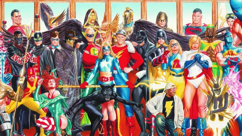 Sociedade da Justiça nos quadrinhos