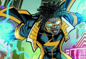 Super Choque: história e poderes do jovem herói da DC
