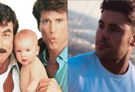 Três Solteirões e um Bebê terá remake estrelado por Zac Efron