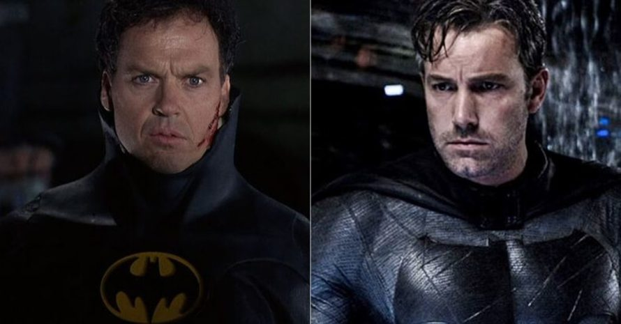 Diretor confirma que Michael Keaton e Ben Affleck voltam a viver Batman em The Flash