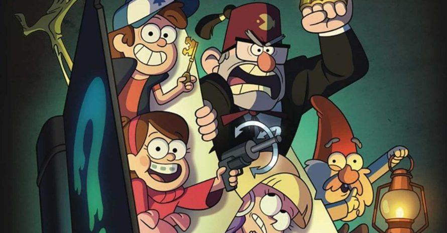 Criador de Gravity Falls revela que ouviu fãs e realizou mudanças na 2ª temporada