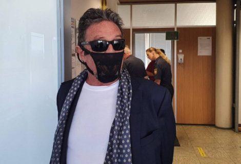 Criador do antivírus McAfee é preso por usar calcinha como máscara