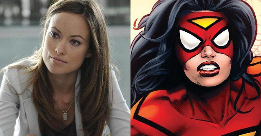 Fãs especulam filme da Mulher-Aranha após contratação de Olivia Wilde pela Sony