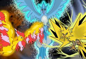 Pokémon: anime indica retorno dos três pássaros lendários