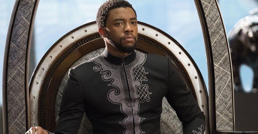 Disney+ atualiza abertura de Pantera Negra para homenagear Chadwick Boseman
