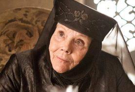 Atriz Diana Rigg, a Olenna Tyrell de Game of Thrones, morre aos 82 anos