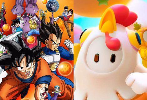 Dragon Ball: artista nota curiosa ligação da franquia com Fall Guys