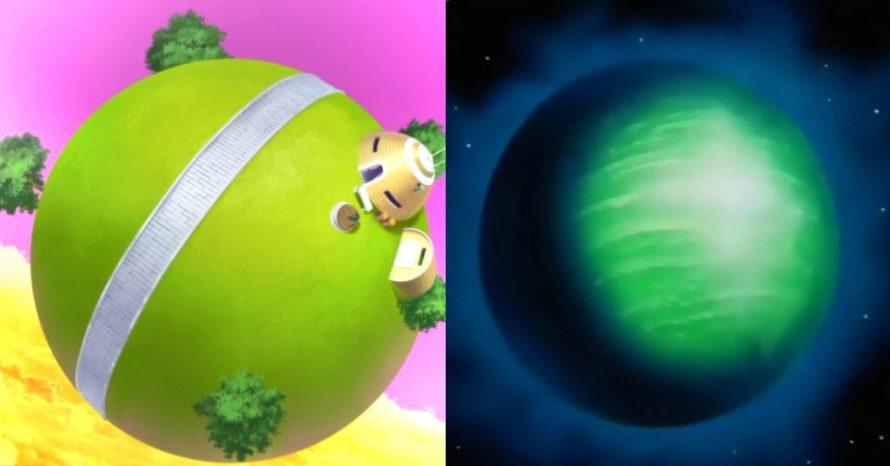 A história e curiosidades dos principais planetas de Dragon Ball