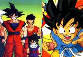 O significado do 'Z' e do 'GT' em Dragon Ball Z e Dragon Ball GT