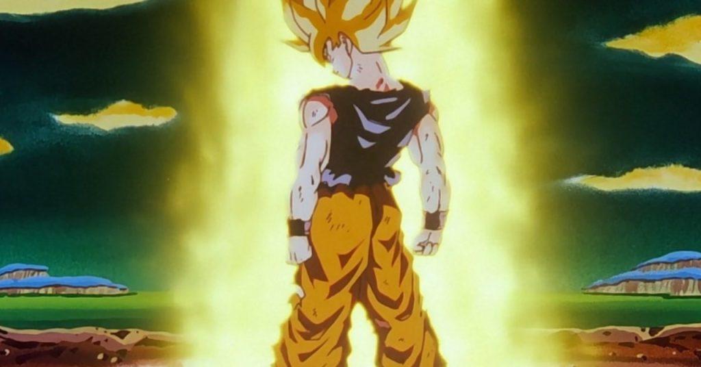 Goku Super Saiyajin Dragon Ball