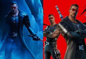 Fortnite disponibiliza skin e itens de Blade, da Marvel, para jogadores