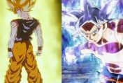 As principais transformações de Goku no decorrer de Dragon Ball