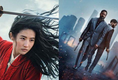 Live-action de Mulan já lucrou mais no Disney+ do que Tenet nos cinemas