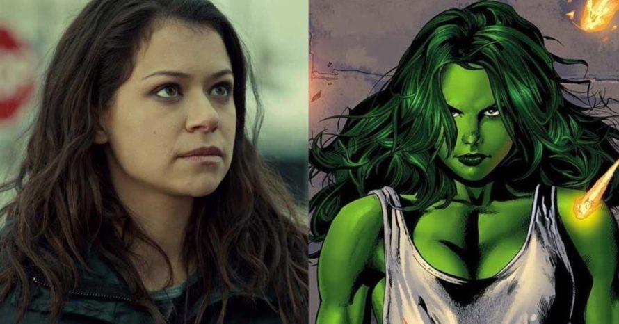 Tatiana Maslany nega que tenha sido escalada como Mulher-Hulk