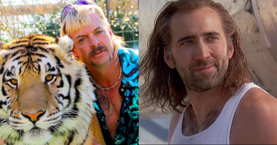 Tiger King: série com Nicholas Cage como Joe Exotic será exibida pelo Prime Video